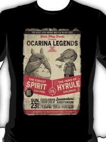 Ocarina Legends T-Shirt