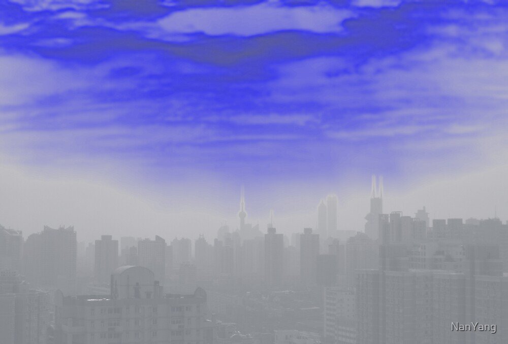 Morning, Shanghai!II by NanYang