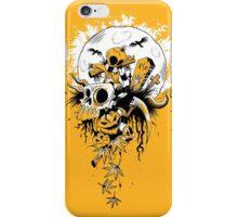 Samhain Scarecrow iPhone Case/Skin