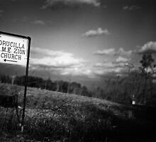 Back Road One (Drucilla). by scott bilby