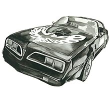 THE TRANS-AM Photographic Print