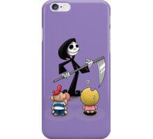 The Grim Adventures of Jack iPhone Case/Skin