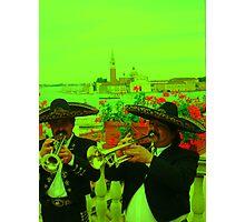 Mexico Lindo y Querido Photographic Print