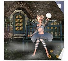 Moonlit Magic Poster