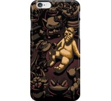 The Revenge of the Cats iPhone Case/Skin