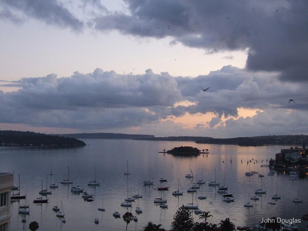 Elizabeth Bay by John Douglas