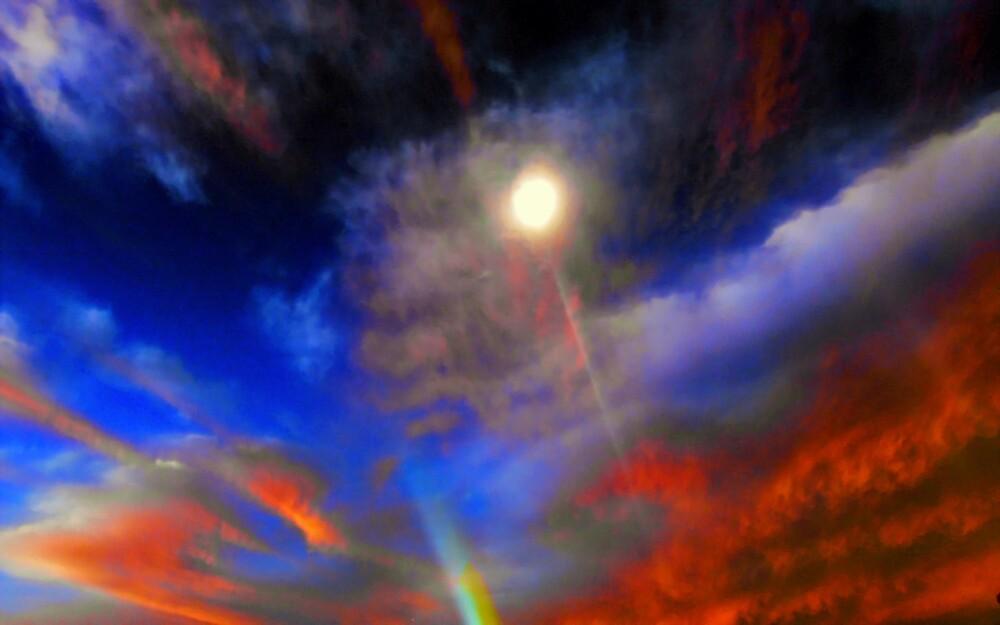 Sky Monolith by Elias