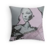 I want a dragonfly Throw Pillow