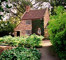 Captain Cook's Cottage     by Christine  Wilson Photography