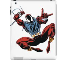Spider-Man Unlimited - Ben Reilly the Scarlet Spider iPad Case/Skin