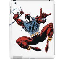 Spider-Man Unlimited - Ben Reilly the Scarlet Spider iPad Case/Skin