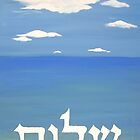 shalom Sea by aline