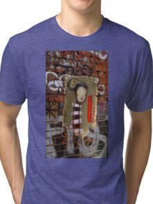 Graffiti Tri-blend T-Shirt