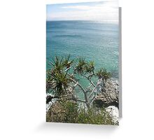 noosa Greeting Card