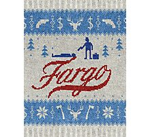 Fargo Photographic Print