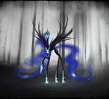 My Little Pony Nightmare Moon  by Kaiserin