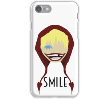 "Corazon Broken ""Smile"" iPhone Case/Skin"