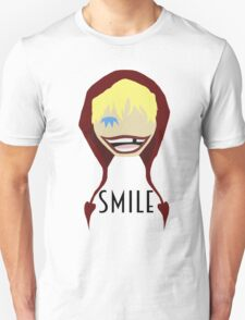 "Corazon Broken ""Smile"" Unisex T-Shirt"