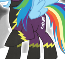 My Little Pony Rainbow Dash - Rainbow in the Dark Sticker