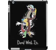 My Little Pony Discord - Deal With It iPad Case/Skin