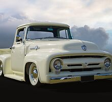 1956 F100 by Keith Hawley