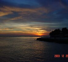 Key West Sun Set by candy
