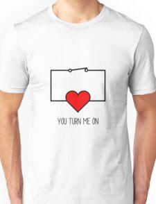You Turn Me On T-Shirt