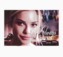 """Chicago Fire - Leslie Shay """"Always, no matter what"""" by D. Abdel."""