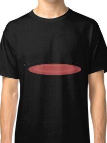 Glitch Firebog Land rug pink Classic T-Shirt