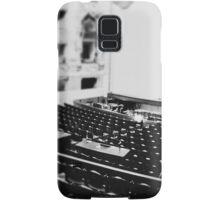 opera Samsung Galaxy Case/Skin