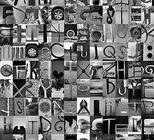 Alphabet Soup No.1 by photonames