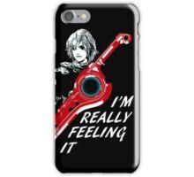 I'm Really Feeling It iPhone Case/Skin