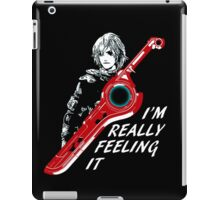 I'm Really Feeling It iPad Case/Skin