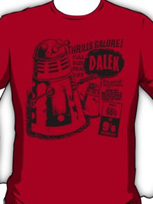 Dalek Playsuit T-Shirt