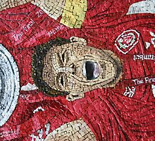 Liverpool 2004/5 European Champions League Triumph by Andonis  Georgopoulos
