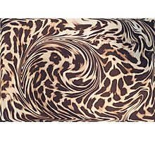 leopard fur Photographic Print
