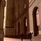 Evening Stroll by chancla