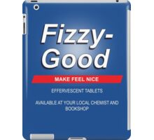 Fizzy Good - Black books iPad Case/Skin