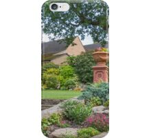 Janet's Garden #3 iPhone Case/Skin