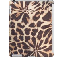 leopard fur iPad Case/Skin