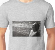 August - Nature & Humanity Unisex T-Shirt
