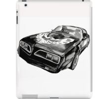THE TRANS-AM iPad Case/Skin