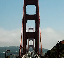 Golden Gate Bridge 5 by jeffmeyers