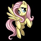 MLP: Fluttershy by Sciggles
