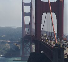 Golden Gate Bridge 6 by jeffmeyers