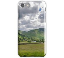 Hartsop Valley Lake District iPhone Case/Skin