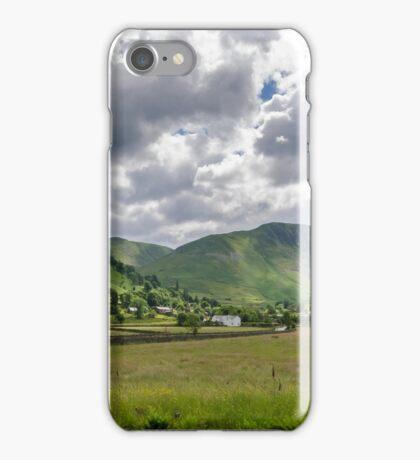 Hartsop Valley Lake District iPhone Case/Skin