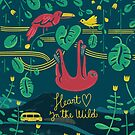 Heart in the wild by Paola Vecchi