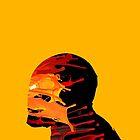 ironman print by met90