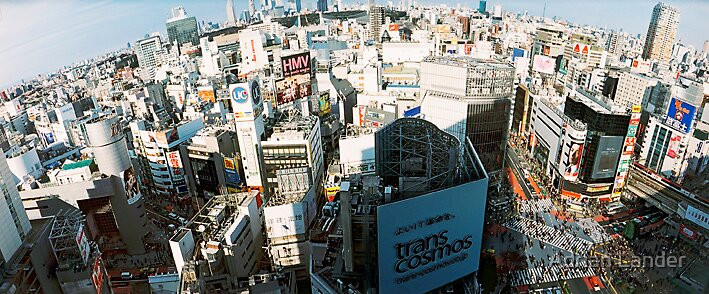 Tokyo-07 by Adrian Lander